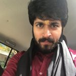 Harish Kalyan, selfie, actor, beard