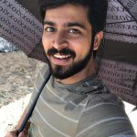 Harish Kalyan, selfie, smile, cute, actor, Pyaar Prema Kaadhal
