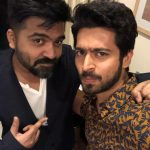 Harish Kalyan, selfie, str, simbu, hd