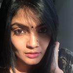 Kalpika Ganesh, selfie, face