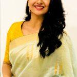 Keerthy Suresh, hd, saree, tamil actress, heroine