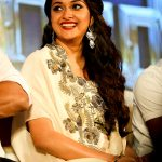 Keerthy Suresh, hd, smile, event, wallpaper