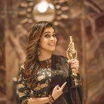 Kiki Vijay, best vj, award function, hd, zingbi fashion awards