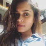 Kiki Vijay, hair style, selfie, unseen
