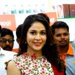 Lavanya Tripathi, event, face, telugu