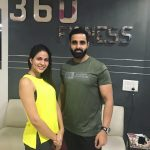 Lavanya Tripathi, gym master, train, fitness