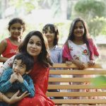 Lavanya Tripathi, kids, smile, hd, heroine