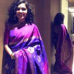 Maalavika Sundar,  Singer, attractive