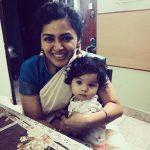 Maalavika Sundar,  Singer, baby, lovable