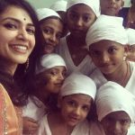 Maalavika Sundar,  childrens