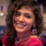 Maalavika Sundar,  smile, sweet