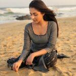 Madhu Shalini, Pancharakhsharam Heroine, beach, novel