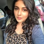 Madhu Shalini, Pancharakhsharam Heroine, current look, Car