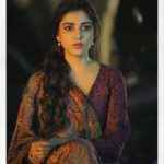 Madhu Shalini, unseen photo shoot, nite, saree