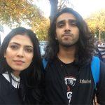 Malavika Mohanan, brother, thambi, family