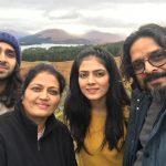 Malavika Mohanan, family, mother, father, malayalam actress, petta