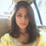 Malavika Mohanan, latest, selfie, malayam actress, petta