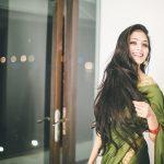 Malavika Mohanan, saree, mollywood, celebrities