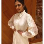 Malavika Mohanan, white dress, mollywood, celebrity
