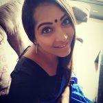Meghna Naidu, Dharma Prabhu Heroine, selfie
