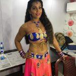 Meghna Naidu, Dharma Prabhu Heroine, shooting spot