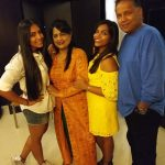 Meghna Naidu, family, mom, dad, sis