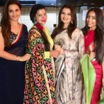 Meghna Naidu, friends