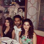 Mehrene Kaur Pirzada, instagram, friends, tamil actress
