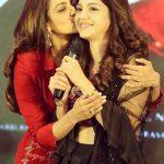 Mehrene Kaur Pirzada, kajal aggarwal, kavasam, kiss, event, Kavacham  actress