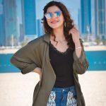 Mehrene Kaur Pirzada, vacation, hd, cute, best, Kavacham