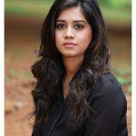 Nabha Natesh, Adhugo Actress, black dress, favorable