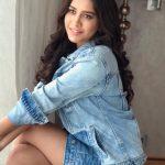 Nabha Natesh, without pant