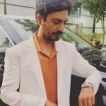 Nawazuddin Siddiqui, white dress