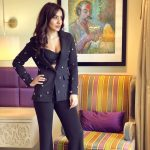 Neha Sharma, Hera Pheri 3 Heroine, delightful, black dress