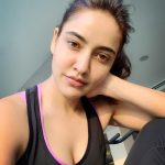 Neha Sharma, black inner, marvelous