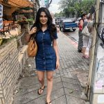 Nikki Tamboli, Dharma Prabu Actress, street, new look