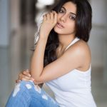 Nikki Tamboli, Muni 4 Actress, white inner, naughty