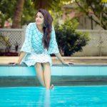 Priya Bhavani Shankar, hd, swimming pool, actress