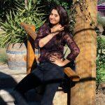 Priya Bhavani Shankar, instagram, black dress, cute
