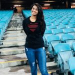 Priya Bhavani Shankar, modren dress, smile, cute