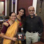 Priya Bhavani Shankar, mother, father, family