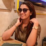 Priya Bhavani Shankar, recent, cooling glass, heroine