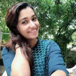 Priya Bhavani Shankar, selfie, face, no makeup