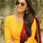 Priya Bhavani Shankar, wallpaper, glass, smile, hd, actress