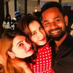 Raashi Khanna, Birthday Celebrations, ramesh thilak, selfie