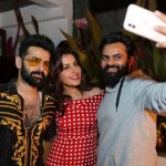 Raashi Khanna, Birthday Celebrations, selfie, Sai Dharam Tej, ram pothineni, actor