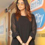 Ragini Dwivedi, Amma Actress, black dress, coolers