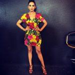 Ragini Dwivedi, Amma Actress, modern dress
