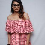 Ragini Dwivedi, Amma Actress, pink dress, new glass