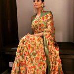 Ragini Dwivedi, I don't know Heroine, fashion saree